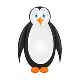 Bande dessinée de pingouin illustration libre de droits