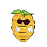 Bande dessinée fraîche de ruche Photos stock