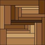 Bande di Brown dei colori differenti Fotografia Stock Libera da Diritti