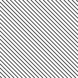 Bande diagonali nere, fondo del modello del modello di vettore La diagonale diretta della maglia barra le linee parallele illustrazione vettoriale