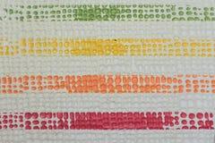 Bande en caoutchouc colorée de printemps Image stock