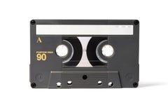 Bande grise de cassette sonore de vintage photo stock