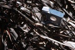 Bande magnétique Image stock