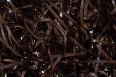 Bande magnétique Photo libre de droits