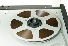 Bande magnétique sur l'enregistreur photos libres de droits