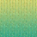 Bande marmorizzate verdi & gialle Fotografia Stock Libera da Diritti