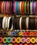 Bande principale multicolore et bande de cheveux Photographie stock