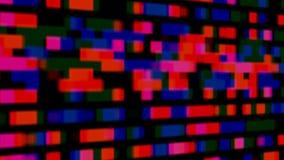 Bande variopinte commoventi Priorità bassa astratta variopinta Linee brillanti Tecnologia dell'estratto geometrica royalty illustrazione gratis