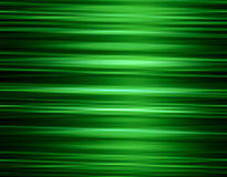 Bande verdi vibranti Fotografia Stock