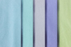 Bande verticali pastelli Immagini Stock