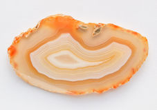 Banded agate Royalty Free Stock Photography