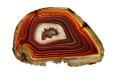 Banded Agate -- Scottish Pebble