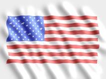 Bandeira 001 Imagens de Stock Royalty Free