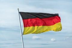 Bandeira Fotografia de Stock Royalty Free