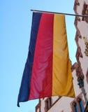 Bandeira alemão Foto de Stock