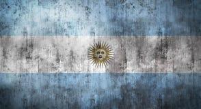 Bandeira Amarrotada Grunge De Argentina Rendição 3d Foto de Stock - Imagem  de independência, sujeira: 88869510