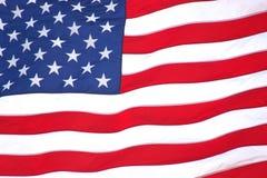 Bandeira americana Fotografia de Stock Royalty Free