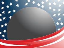 Bandeira americana Imagens de Stock Royalty Free