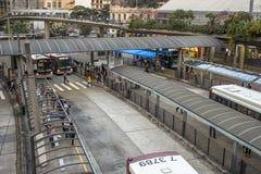 Bandeira-Autobusstation Stockbilder