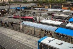 Bandeira-Autobusstation Stockfotografie