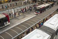 Bandeira-Autobusstation Lizenzfreies Stockfoto