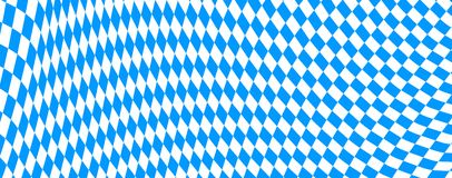 Bandeira bávara Imagens de Stock Royalty Free