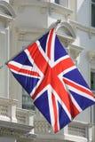 Bandeira britânica Imagem de Stock