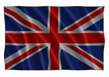 Bandeira BRITÂNICA Fotos de Stock