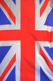 Bandeira britânica de Jack de união Imagem de Stock Royalty Free