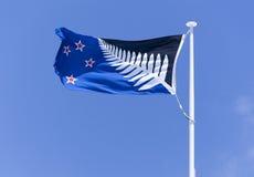 Bandeira da alternativa do ` s de Nova Zelândia Foto de Stock Royalty Free