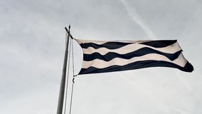 Bandeira da cidade de Dunkirk filme