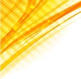 Bandeira abstrata da cor Fotografia de Stock