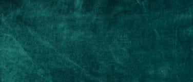 Bandeira da cor verde do fundo da textura de veludo fotos de stock royalty free