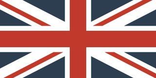 Bandeira da Grâ Bretanha Fotografia de Stock