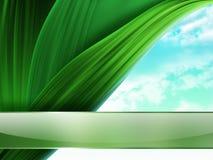 Bandeira da natureza Fotografia de Stock Royalty Free