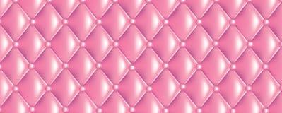 Bandeira da textura da edredão ilustração stock