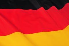 Bandeira de Alemanha Imagens de Stock