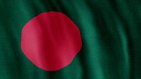 Bandeira de Bangladesh vídeos de arquivo