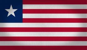Bandeira de Benin Fotos de Stock
