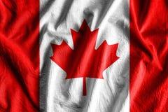 Bandeira de Canadá fotos de stock royalty free