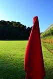 Bandeira de canto Foto de Stock