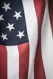 Bandeira de Estados Unidos da América Fotografia de Stock Royalty Free