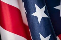Bandeira de Estados Unidos da América Imagens de Stock