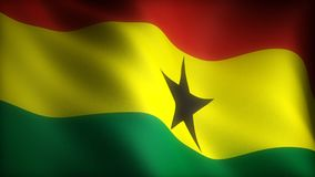 Bandeira de Ghana