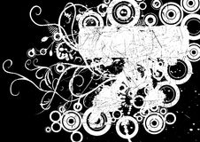 Bandeira de Grunge Fotos de Stock