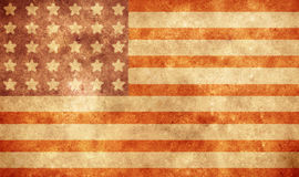 Bandeira de Grunge imagem de stock royalty free