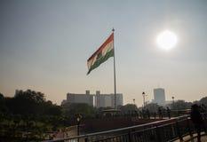 Bandeira de India fotos de stock royalty free