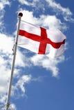 Bandeira de Inglaterra Fotografia de Stock