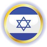 Bandeira de Israel Imagens de Stock Royalty Free