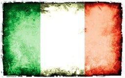 Bandeira de Italy ilustração royalty free